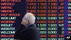 澳大利亚股市