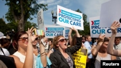 Reaction to Supreme Court's Decision on Health Care Reform Law