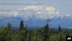 Аляска, национальный парк Денали, гора Мак-Кинли.