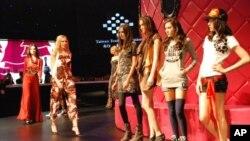 台灣紡拓會在香港舉行時裝秀推廣台灣服裝品牌