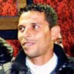 Mohamed Bouazizi in an image from his Facebook page