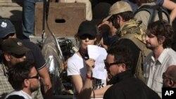 کاترین بیگولو، کارگردان، سر صحنه فیلم «سی دقیقه بامداد»