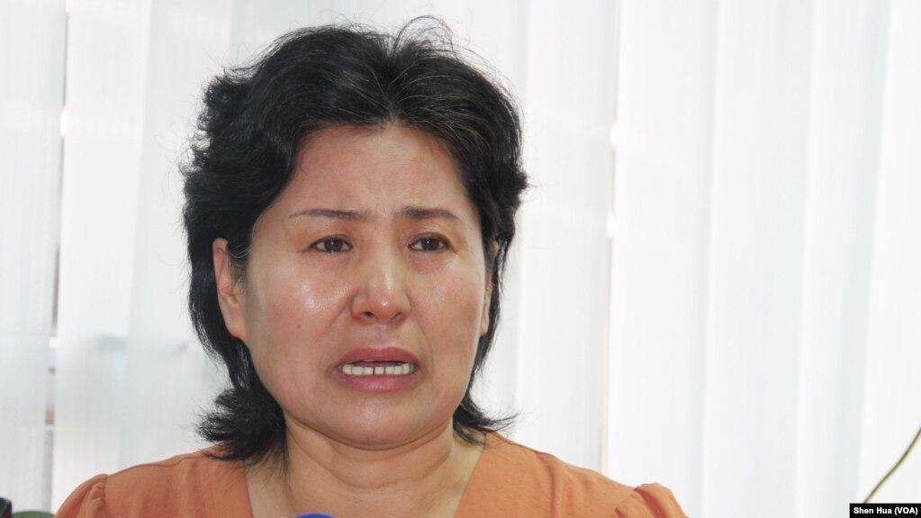 撑港人反送中 律师高智晟的妻子将现身7.1大游行