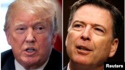 El presidente Donald Trump criticó a James Comey calificándolo como el peor director del FBI en la historia.