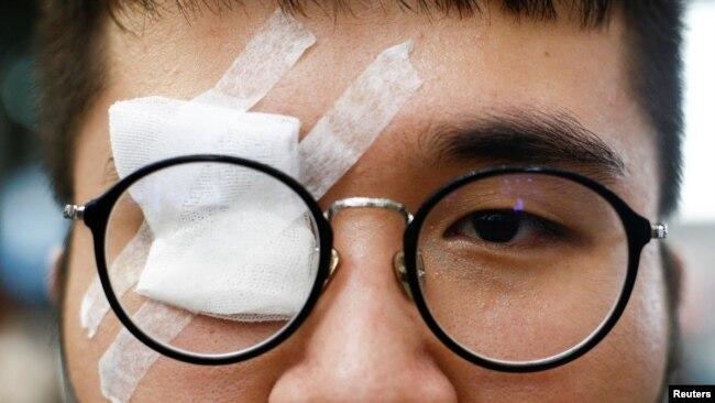 无国界记者呼吁香港当局保证新闻自由