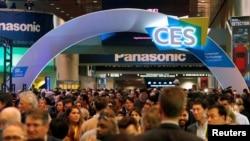 CES 2017 in Las Vegas