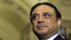 رییس جمهوری پاکستان وارد بریتانیا شد