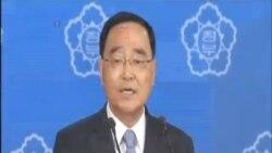 朴槿惠接受總理因沉船事件而辭職