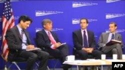 Vashingtondagi Amerika taraqqiyoti markazida AQShning Yevrosiyodagi strategiyasiga doir munozara o'tkazildi, 21-oktabr, 2010-yil