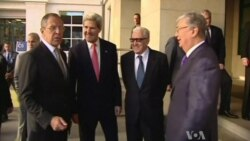 US, Russia Closer to Agreement on Syria Weapons Plan