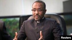 Gwamnan Babban Bankin Nijeriya Sanusi Lamido Sanusi