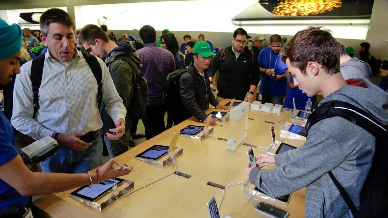Apple's Mac Selling Strong, iPad Not So Much