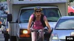 Sve ih je više... biciklom na posao