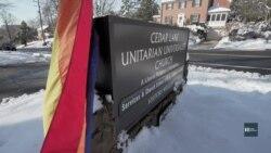Нелегалка залишила трьох дітей, громадян США, щоб сховатися у церкві від депортації. Відео