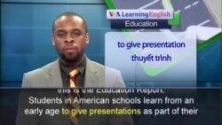 Anh ngữ đặc biệt: Public Speaking Skills (VOA)