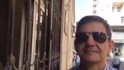 AXCP sədri Əli Kərimli Leyla Yunusun məhkəməsinə buraxılmayıb