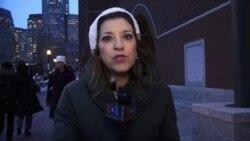 Boston Bombing Trial - Video on the Scene
