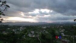 2018-02-20 美國之音視頻新聞: 波多黎各人以創新因應颶風過後沒有電的生活