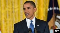 Prezident Obama mətbuat konfransı keçirib