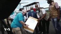 Viongozi wa DRC wapokea dozi 60,000 za chanjo ya Corona