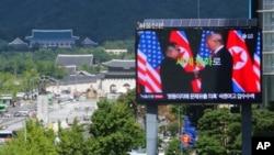 VOA连线(魏之):美国对朝鲜公民实施新制裁,美朝峰会前景难测