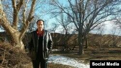 زرتشت احمدی راغب، فعال مدنی زندانی در ایران