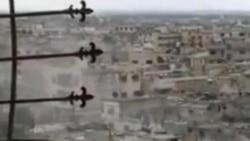 叙利亚政府军攻击霍姆斯又打死24人