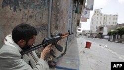 Yəməndə İslamçı yaraqlılara qarşı hava hücumları həyata keçirilib