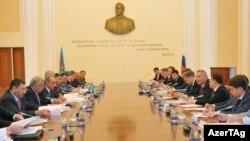 Azərbaycan və Rusiya iqtisadi əməkdaşlıq dair hökumətlərarası komissiyasının iclası