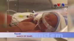 Çocuk Ölümlerinin Bir Numaralı Nedeni Erken Doğum