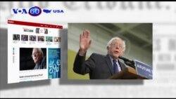 Hàng trăm nhân viên tranh cử của ông Sanders bị thôi việc (VOA60)