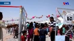 Kuzey Irak'taki Sığınmacı Kamplarında Zorlu Yaşam