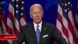 Joe Biden nhận đề cử của Đảng Dân chủ, chỉ trích cách đối phó dịch Covid của TT Trump