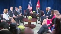 大多数国家希望美国解除对古巴的经济制裁