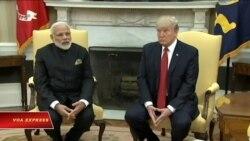Ấn: Quyền lợi Ấn-Mỹ ngày càng hội tụ