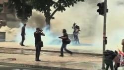Turkey's PM Hits Back at International Critics of Crackdown