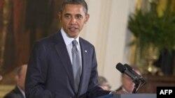 Tổng thống Obama nói Hội Đồng Chuyển Tiếp Quốc Gia Libya cần tiếp tục theo đúng những cam kết về hòa giải quốc gia và tôn trọng nhân quyền