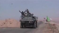 تغییر تاکتیک پیکارجویان داعش در پی عملیات مشترک کردها و کوماندوهای آمریکایی