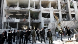 U.S. Names And Sanctions Terrorists In Syria
