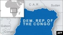 Rớt máy bay ở Congo, ít nhất 19 người thiệt mạng