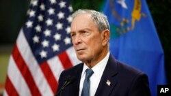 UMnu. Michael Bloomberg