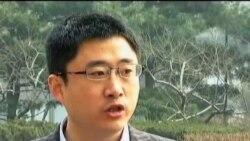 抗议者指责世行行长和中国经济改革计划