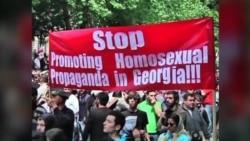 Gay Rights Roil Former Soviet Georgia