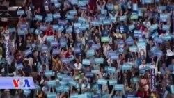 Convention démocrate : Sanders appelle ses partisans à soutenir Hillary Clinton