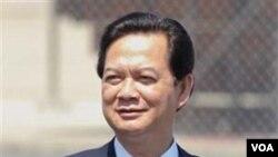 Perdana Menteri Vietnam, Nguyen Tan Dung