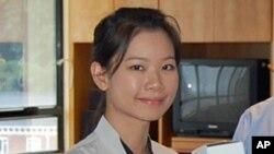来自广州的学员曾子越