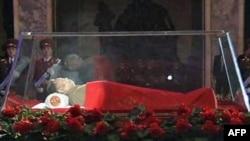 Thi hài của ông Kim Jong Il sẽ được trưng bày vĩnh viễn tại Đài tưởng niệm Kumsusan.