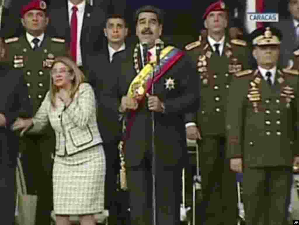 بعد از ترور ناکام «نیکلاس مادورو» رئیس جمهوری ونزوئلا، او مدعی نقش آمریکا در این سوءقصد شد اما جان بولتون، مشاور امنیت ملی کاخ سفید روز یکشنبه این ادعا را رد کرد.