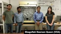 Prof. Saiful Khondaker leads the Nanophysics and Nanoelectronics Lab at the Nanoscience Technology Center.