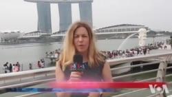 В Сингапуре готовятся к историческому саммиту